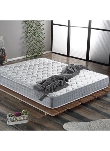 US. SLEEPING Full Ortopedik Grey Yaylı Yatak  Gri
